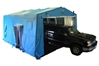 DAT®1326-DTGR DRIVE THROUGH SHELTER - 1 LANE - 1 VEHICLE