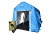DAT®1530-IS - NEGATIVE PRESSURE ISOLATION SHELTER - 50 SQ. FT. (4.5 M2)