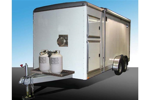 DAT®15T - DECON SHOWER TRAILER SYSTEM