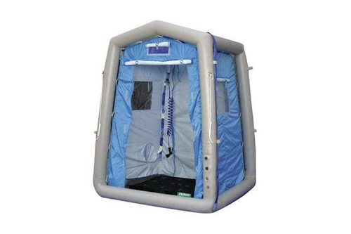 DAT®2020S - FIRST RESPONDER DECON SHOWER SYSTEM