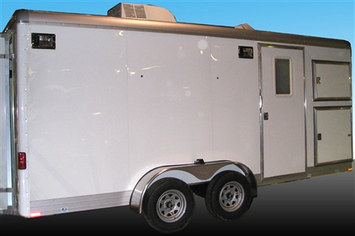 DAT®22T - DECON SHOWER TRAILER SYSTEM