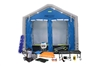 DAT®3535S-SYS-LED - MASS CASUALTY DECON SHOWER SYSTEM PACKAGE - 2 LINE, 3 OR 4 STAGE