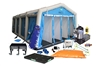 DAT®4070S-SYS-LED - MASS CASUALTY DECON SHOWER SYSTEM PACKAGE - 4 LINE, 3 OR 4 STAGE