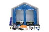 DAT®6000S-SYS - RAPID DEPLOY DECON SHOWER SYSTEM PACKAGE - 2 LINE, 4 STAGE