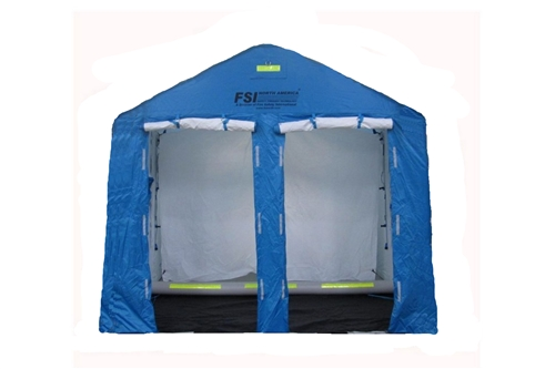 DAT®6100SS - COMBINATION DECON SHOWER & SHELTER SYSTEM - 150 SQ. FT.