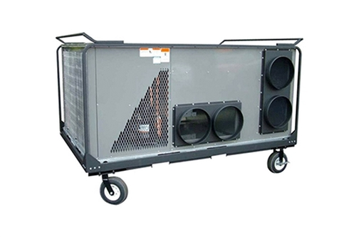 F-DI100HP0100CM - PORTABLE HVAC SYSTEM