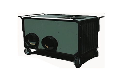F-DI35HP0100CM - PORTABLE HVAC SYSTEM