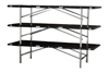 F-ER500183 - MORTUARY 3 BODY STORAGE RACK
