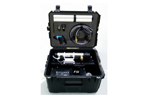 F-FWRES-120M - MOBILE WATER FILTRATION SYSTEM - 2.0 GPM - EXTERNAL BATTERY POWERED