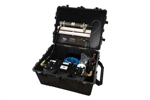 F-FWRS-300M - MOBILE WATER FILTRATION SYSTEM - 5.0 GPM - EXTERNAL BATTERY POWERED