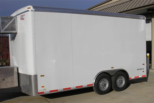 F-MORT-14T-16B - MORTUARY TRAILER SYSTEM - 16 BODY