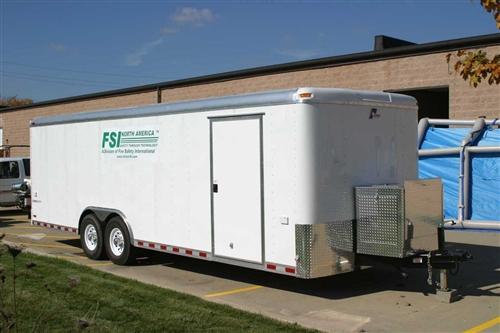 F-THDP20-IS - MASS CASUALTY TRAILER SYSTEM