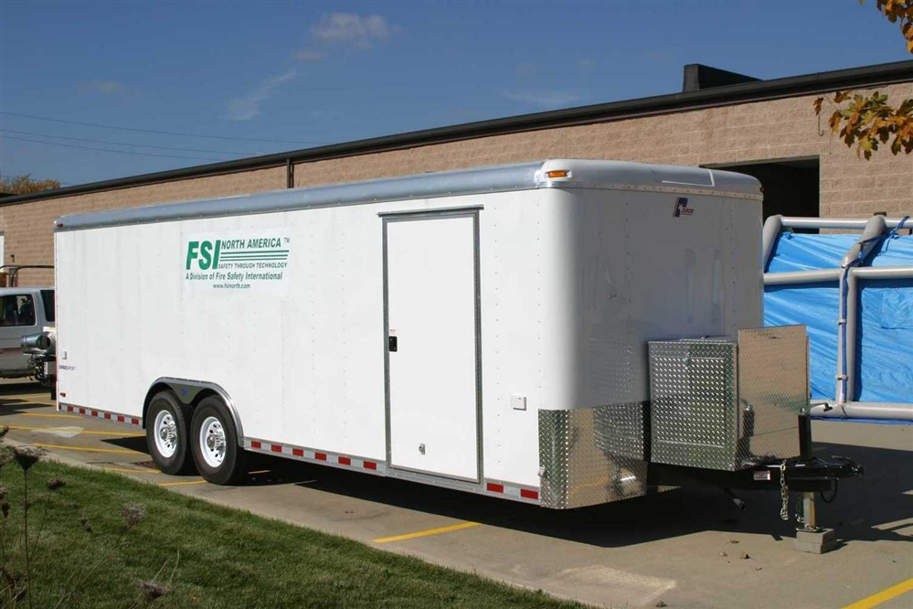 F-THDP20MCI - MASS CASUALTY TRAILER SYSTEM