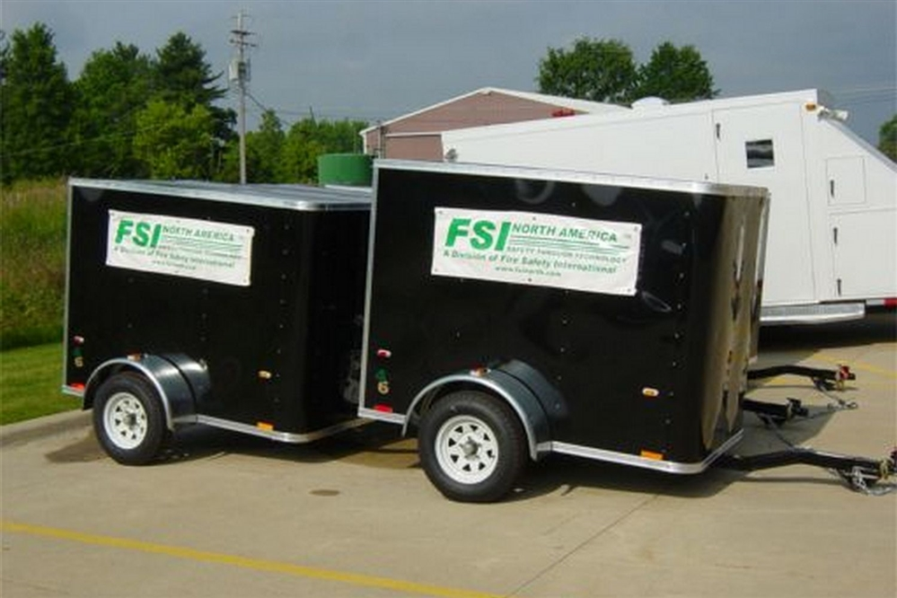 F-THDP6 - MASS CASUALTY TRAILER SYSTEM