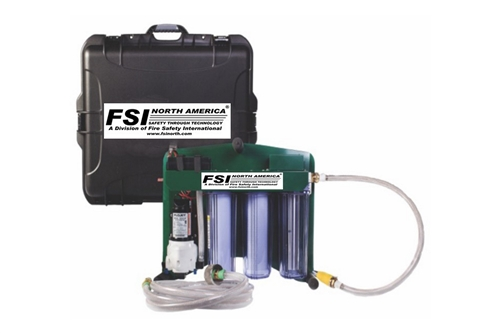 F-WPT-174 - MOBILE WATER FILTRATION SYSTEM - 2.9 GPM - BATTERY POWERED