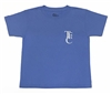 Kids Blue 84 Yellow TFC Logo T-Shirt