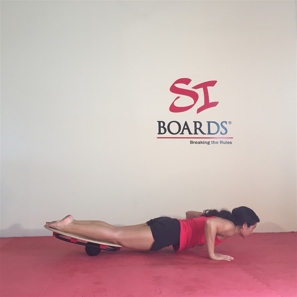 Balance Board Exercises Beginners: Small Balance Board For Small Riders And Beginners. Create