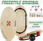 Si Boards Freestyle Original board