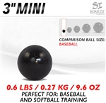Si Boards 3 inch mini ball