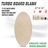 Si Boards Turbo Blank board