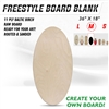 Si Boards Freestyle Blank board