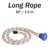 "LONG ROPE | 60"" in / 1.5 m 