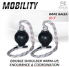 "MOBILITY | (2) 5"" Rope Balls 