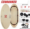 Si Boards Commando powerhouse combo for ultimate training