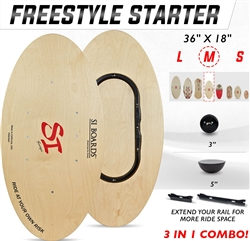 Si Boards Freestyle Starter board