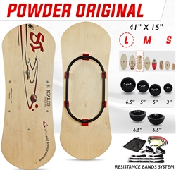 Si Boards Powder Original Balance Board