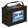 Crown 12CRV100 100Ah 12V AGM Battery