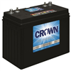 Crown Battery 12CRV110 110Ah 12V AGM Deep Cycle Battery