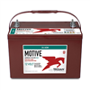 Trojan Motive 24-AGM 76Ah 12VDC Group 24 Deep-Cycle AGM Battery