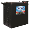 Crown 2CRV1200 1200Ah 2V L16 VRLA AGM Battery