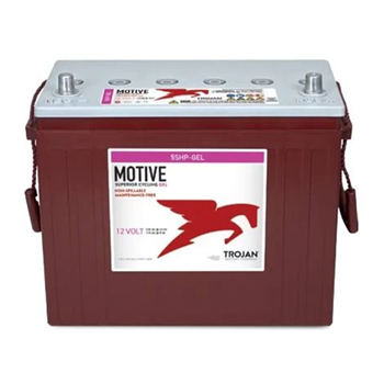 Trojan Motive 5SHP-GEL 125Ah 12VDC Group DIN Deep-Cycle Gel Battery