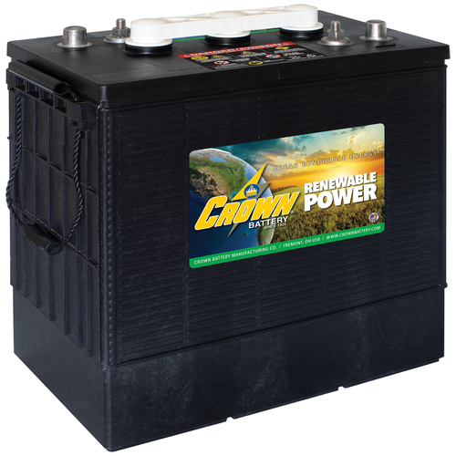 Crown 6CRP390 390Ah 6V Flooded Lead Acid Battery