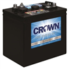 Crown 6CRV260 260Ah 6V AGM Battery