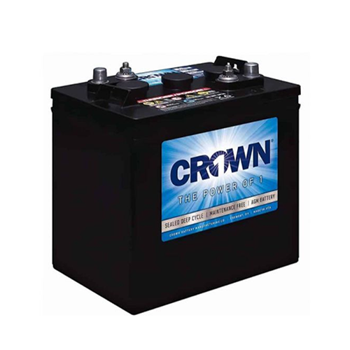 Crown 6CRV400 400Ah 6V AGM Battery