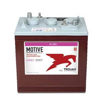Trojan Motive 6V-GEL 189Ah 6VDC Group GC2 Deep-Cycle Gel Battery