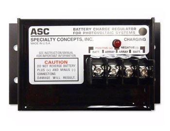 Specialty Concepts ASC-12/12 > 12V, 12Amp Charge Controller