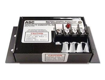 Specialty Concepts ASC-12/4 > 12V, 4Amp Charge Controller