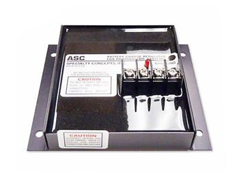 Specialty Concepts ASC-24/16 > 24V, 16Amp Charge Controller
