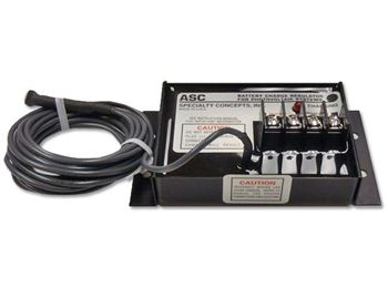 Specialty Concepts ASC-24/8-A > 24V, 8Amp Charge Controller w/ A - Temperature Compensation