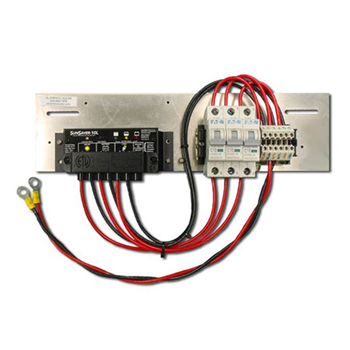 Morningstar Sunlight ASSEM-SL-10L-12V 10 Amp 12VDC PWM Charge Controller w/ Low Voltage Disconnect