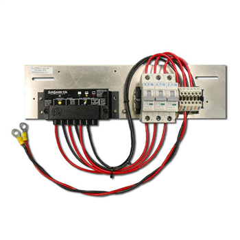 Morningstar Sunlight ASSEM-SL-10L-24V 10 Amp 24VDC PWM Charge Controller w/ Low Voltage Disconnect