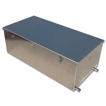 Ameresco Enclosure BBA-10 > 10 Battery Box, Tunk, Aluminum