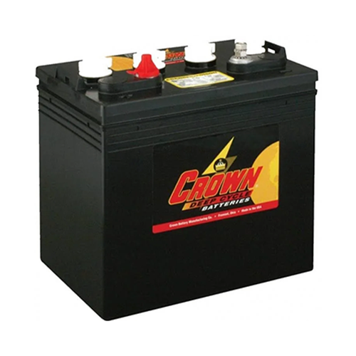 Crown CR-150 150Ah 8VDC Group GC8 Flooded Lead Acid Battery