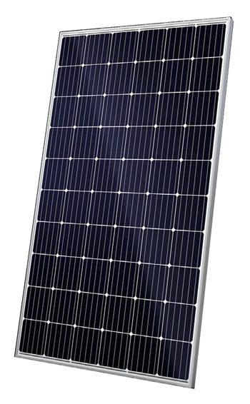 Canadian Solar CS6K-300MS-T4  > 300Watt, Mono-PERC, Black Frame/White Backsheet Solar Panel