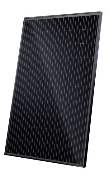 Canadian Solar CS6K-All Black-295MS  > 295Watt, Mono, All Black Solar Panel