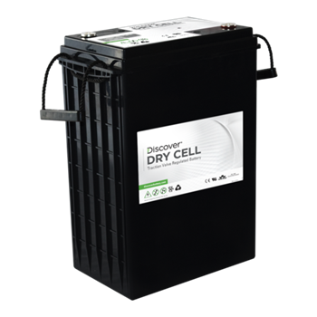 Discover EVL16A-A > 6V, 380Ah, AGM Battery